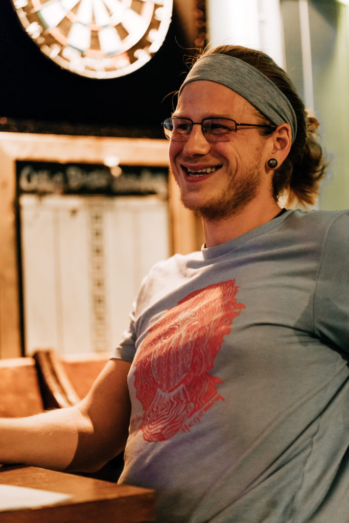 Beck Laughs